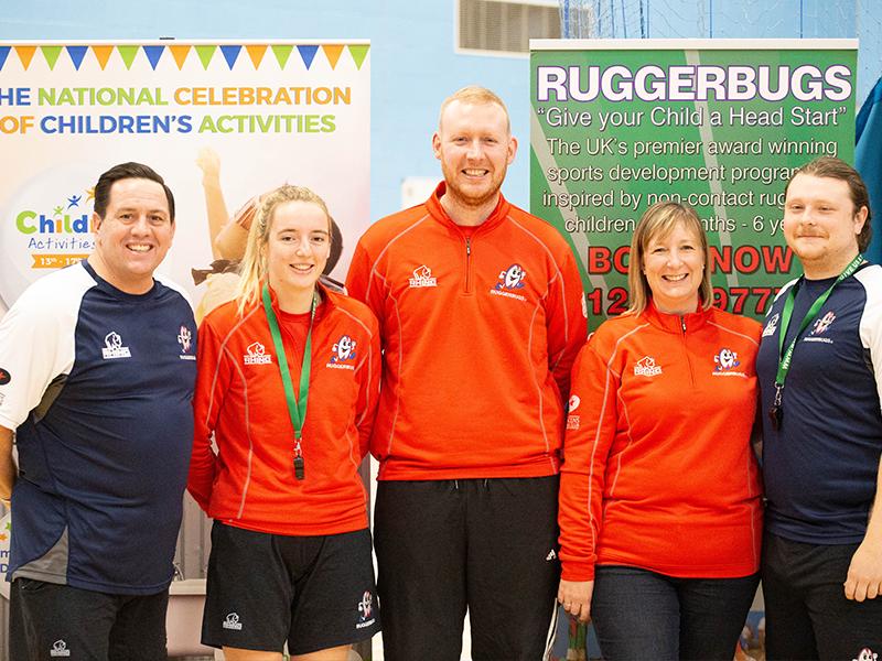 Join the Ruggerbugs Team